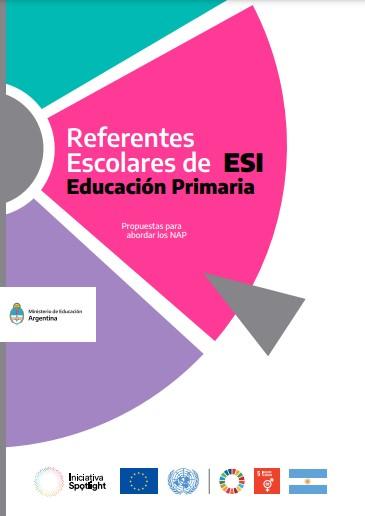 Referentes Escolares de ESI Educación Primaria
