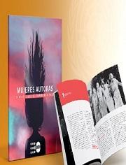 """""""Mujeres autoras"""", un material de lectura con experiencias y herramientas para el empoderamiento de las mujeres"""