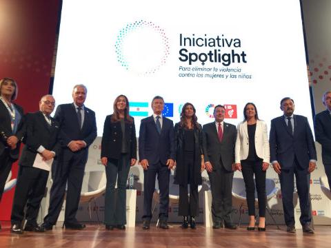 Dia De Las Argent Naciones Unidas Argentinien 24 De Octubre Buenos Aires