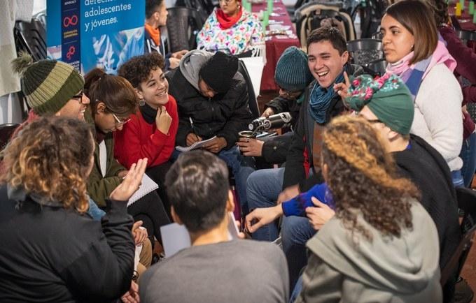 Los proyectos presentados fueron cuatro y todos plantearon iniciativas innovadoras y con gran potencial para garantizar el pleno ejercicio de los derechos sexuales y reproductivos en Argentina.