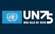 UN75años